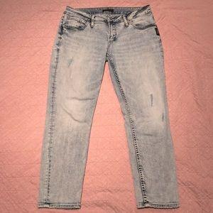 Silver jeans size 29